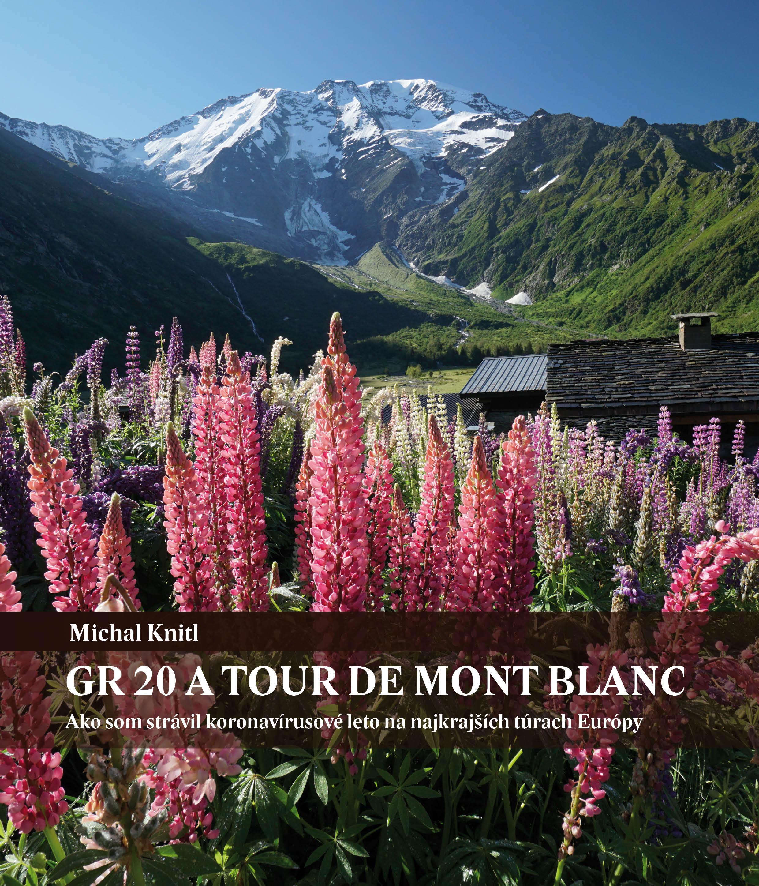 GR20 a Tour de Mont Blanc - EPUB